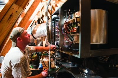 Home Performance Technician